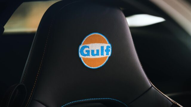 Happy #McLarenMonday 🧡💙 Unveiled just ahead of the Monaco GP and to celebrate the renewed partnership with @GulfOilInternational, McLaren built a bespoke 720S with handpainted Gulf Livery and matching interior.  Available through McLaren Special Operations in limited numbers.