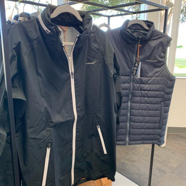 """Here in Central Florida we are finally feeling some """"fall weather"""" 🍁🍂 Don't forget to pick up a jacket or vest for our cool mornings and evenings! Contact our Parts Dept now to reserve yours before they're gone 📬☎️"""